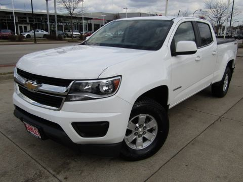 Pre-Owned 2015 Chevrolet Colorado Work Truck