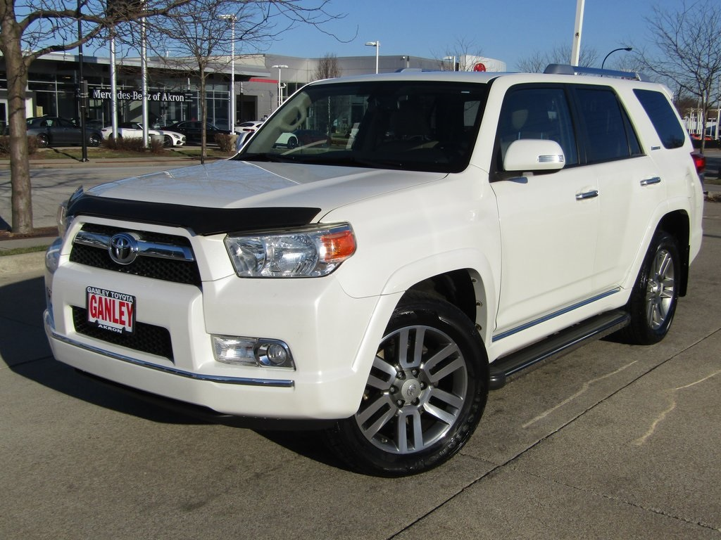 Pre-Owned 2011 Toyota 4Runner Limited