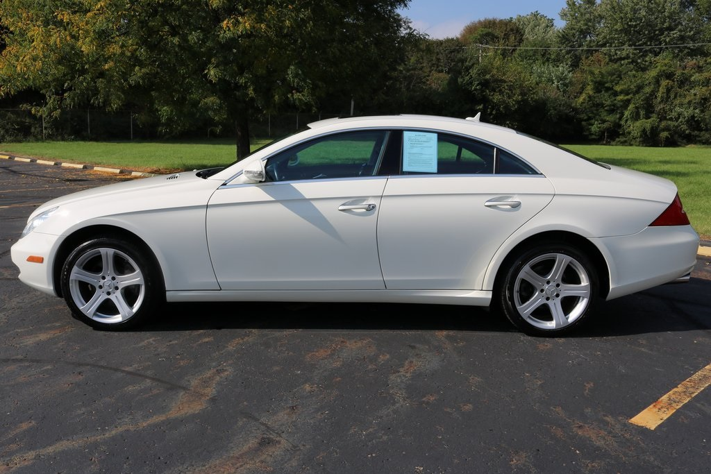 Pre Owned 2007 Mercedes Benz CLS CLS 550