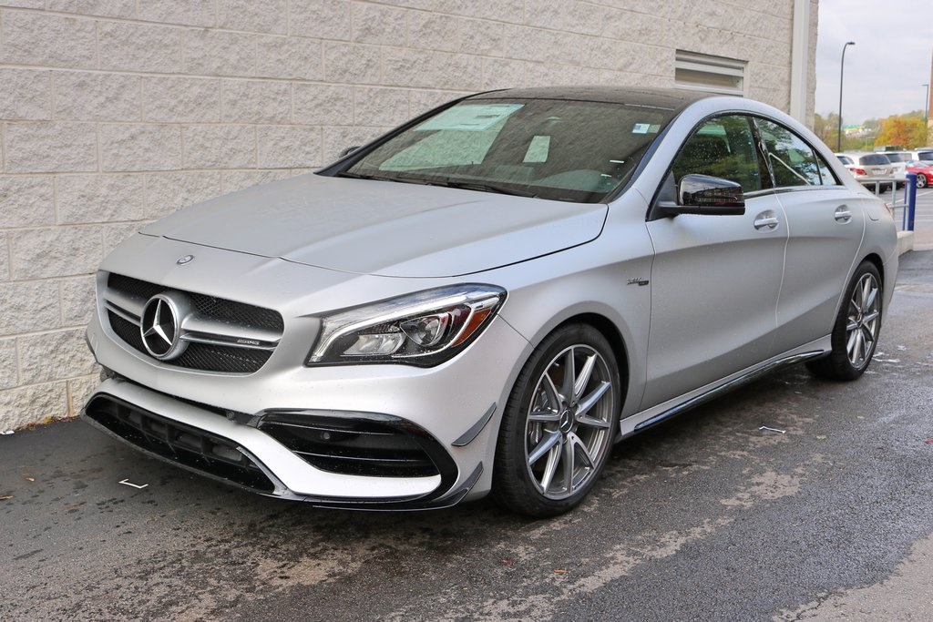 New 2017 mercedes benz cla 45 amg coupe in akron m8773 for Mercedes benz cla coupe 2017