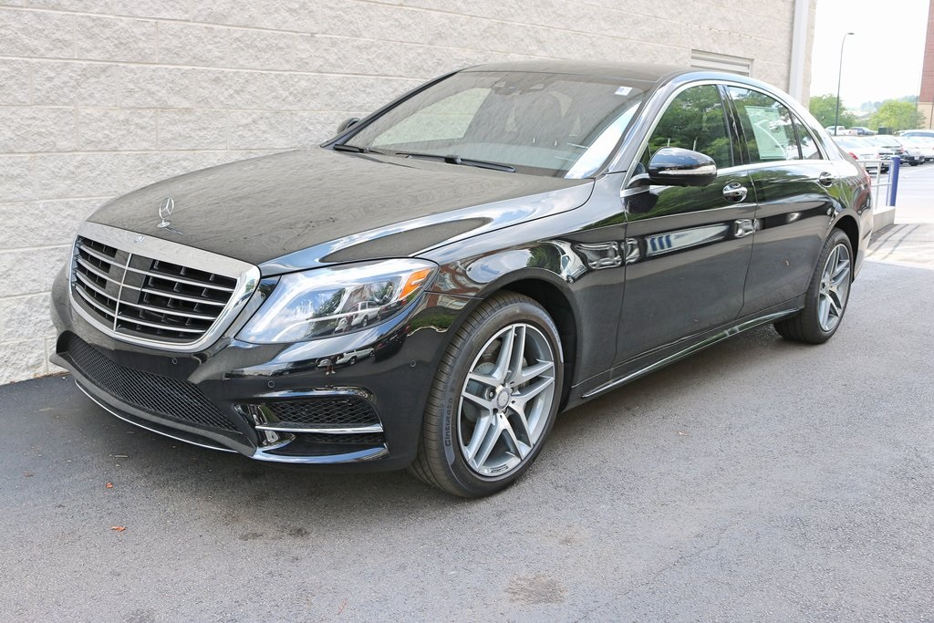 new 2016 mercedes benz s class s550 sedan in akron m8638. Black Bedroom Furniture Sets. Home Design Ideas