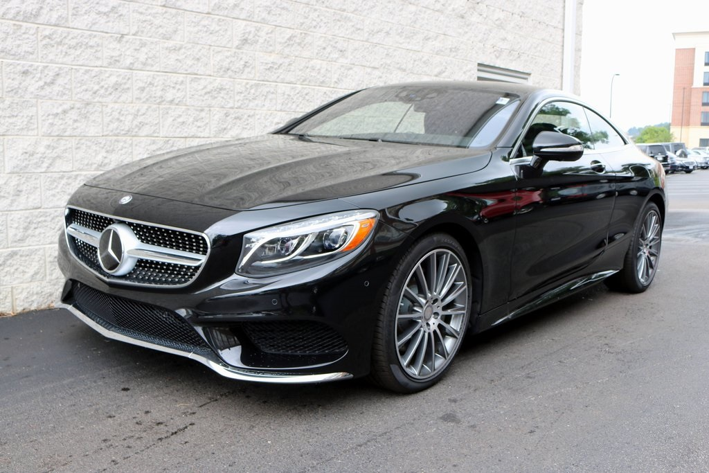 new 2016 mercedes benz s class s550 coupe in akron m8617. Black Bedroom Furniture Sets. Home Design Ideas