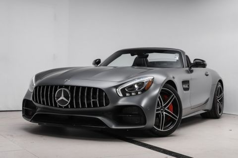 New 2019 Mercedes-Benz GT AMG® GT C Roadster